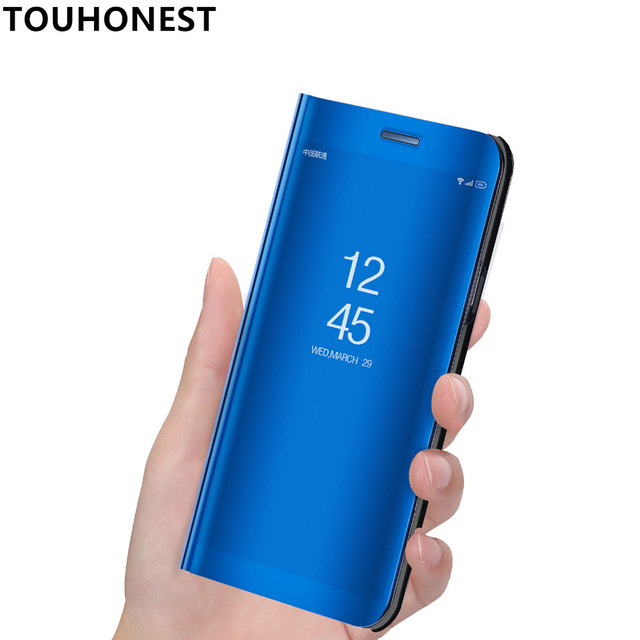 custodia huawei p20 lite clear view