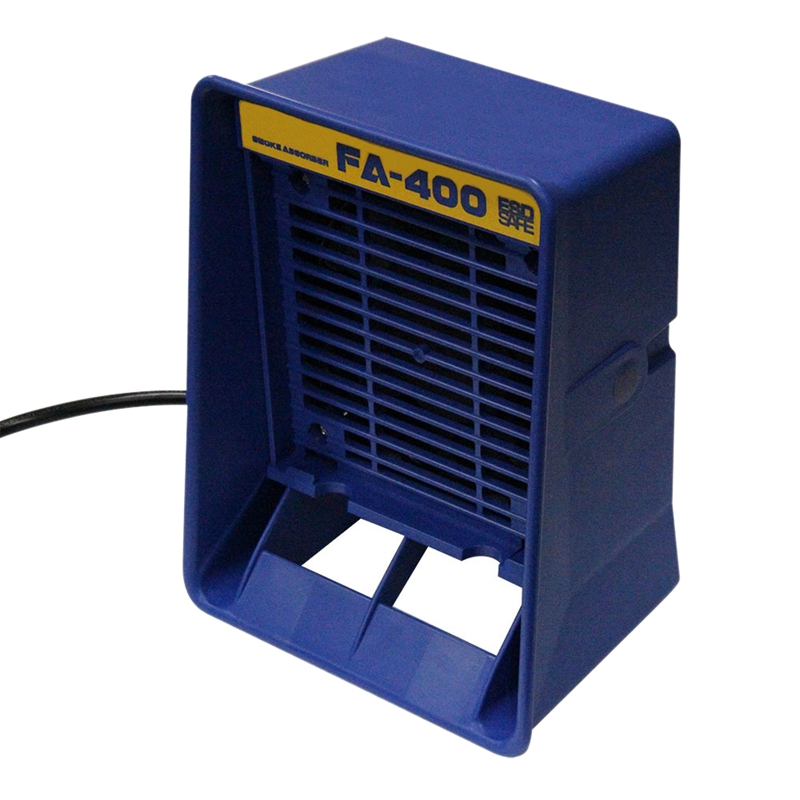 110V Fa Us Fume 10 400 InstrumentWith Iron Sponge Solder Smoke ExtractorSmoking AbsorberEsd Plug Activated Pc