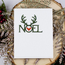 YaMinSanNiO Christmas Noel Letter Metal Cutting Dies for Scrapbooking 1Pc Craft New 2019 Embossing Stencil Card Decoration