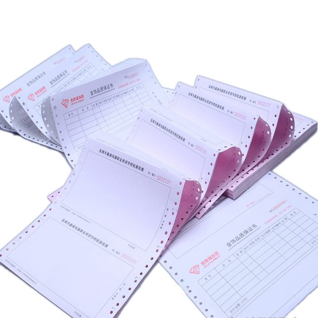 Invoice printing NCR Commercial invoice Duplicate triplicate book     Invoice printing NCR Commercial invoice Duplicate triplicate book printed  for computer dot matrix printer