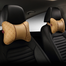 4 color Car headrest neck pillow four vehicle seat head protecting on