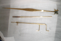 3 PCs Violin Tool including Sound Post Retriever and Sound post Gauge & setter
