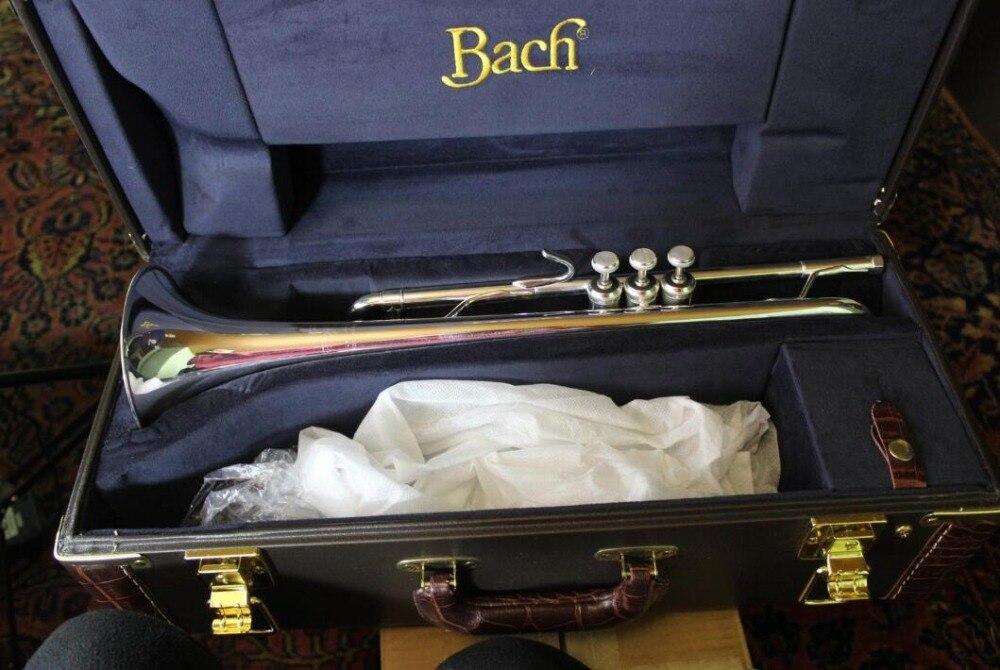 Nível profissional Modelo LT180S 77 Nova Iorque Trompete Profissional CONDIÇÃO de HORTELÃ