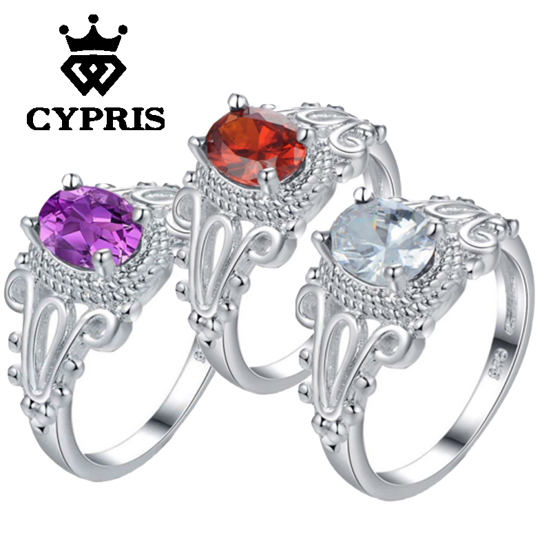 price 3 color wow price silver ring exaggerated hollow