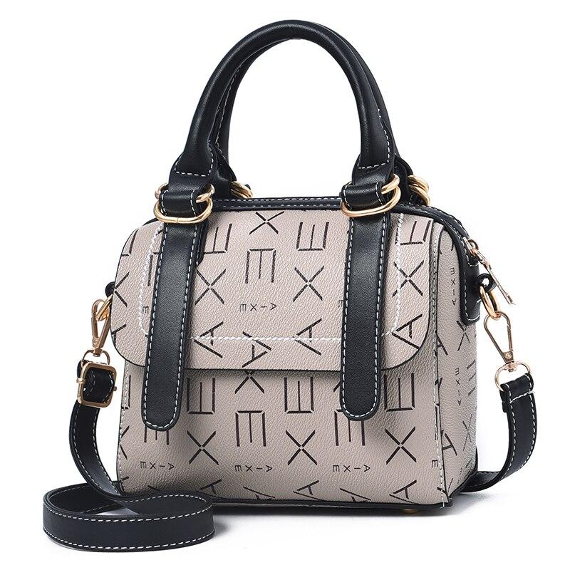 2018 Heißer Verkauf Casual Tragetaschen Mode Handtaschen Damen Pu Leder Frauen Umhängetaschen Hight Qualität Teenager Mädchen Kupplung Taschen Die Neueste Mode