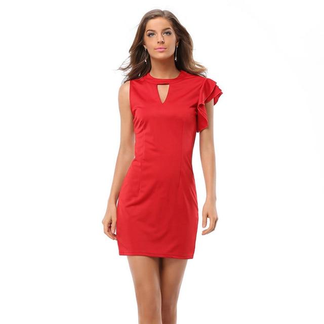 81f1e009dd4 Western style S-XXL fashion women summer dress 2016 new design vogue lady mini  vestidos girls butterfly sleeve casual dresses