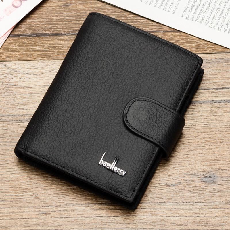 retro litchi grain men short wallet Genuine cowhide Leather male purse Coin Pocket Carteira Masculina Couro cltuch for teenager мужской ремень cinto couro marca