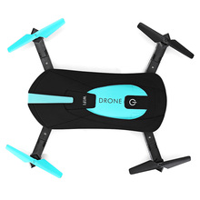 Original RC Drone ELFIE WIFI FPV Camera Quadcopter Foldable G-sensor Mini RC Selfie Drones APP Phone Control Helicopter