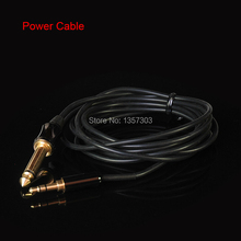2m Red Clip Cord Switch Tattoo Hook Line For Conversion Kit Tattoo Power Supply Tattoo Machine Fuente De Poder Tatuaje