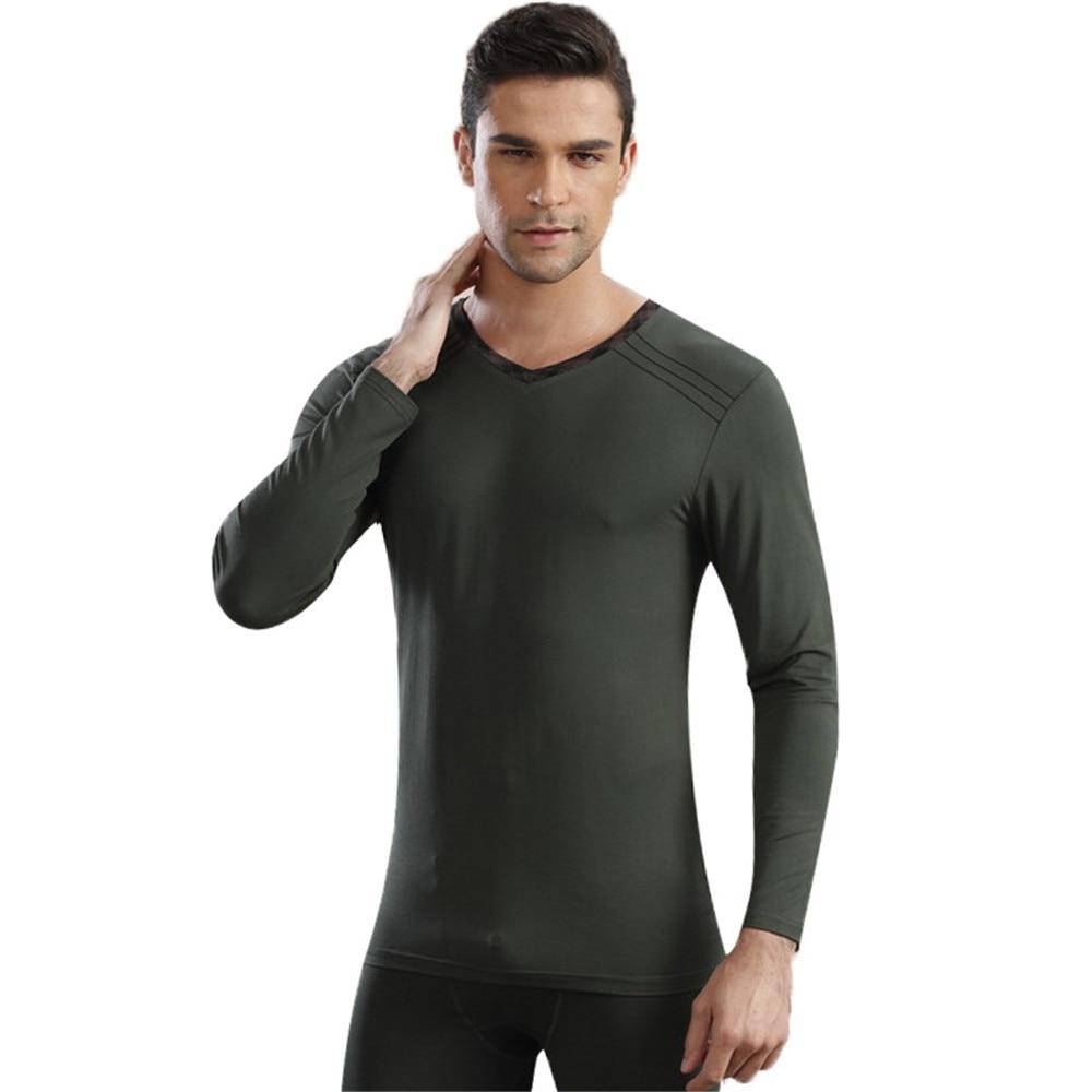 winter men 39 s modal thermal underwear long johns set male. Black Bedroom Furniture Sets. Home Design Ideas