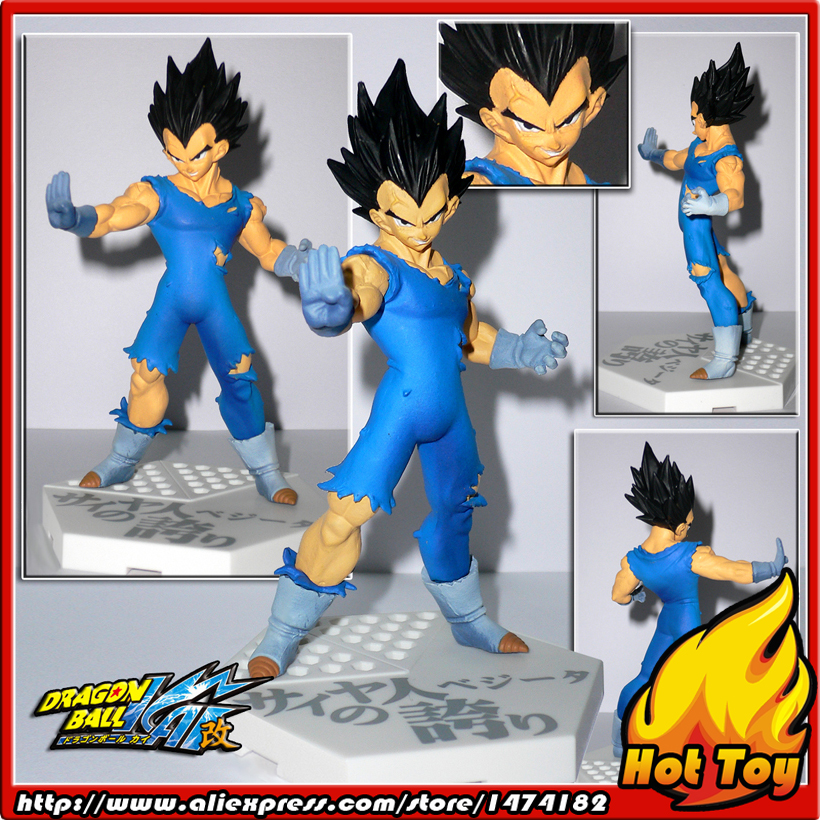 100% Original BANDAI Gashapon PVC Toy Figure HBG(HYBRID GRADE) Part 1 - Vegeta from Japan Anime Dragon Ball Z sailor moon capsule communication instrument machine accessory gashapon figure anime toy full set 100
