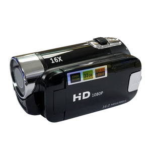 Image 5 - 풀 HD 1080P 디지털 비디오 카메라 2.7 인치 LCD 화면 디지털 카메라 16 배 디지털 줌 손떨림 방지 DV DVR 비디오 레코더 캠코더