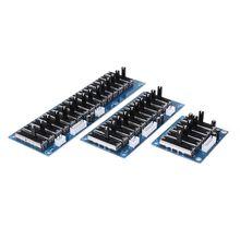 EQ Equalizer Bord Stereo Dual Channel Einstellbar Ton Boards Preamp Front Panel Für Verstärker