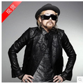 Free shipping !!! New brand casual Motorcycles jacket Korean version of the influx men's coat jacket Slim  Costumes clothing