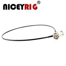NICEYRIG 4k فيديو كابل ل Blackmagic الجيب 4k DSLR كاميرا الفيديو مساعدة عالية السرعة Blackmagic سينما الجيب Bmpcc(50 سنتيمتر)