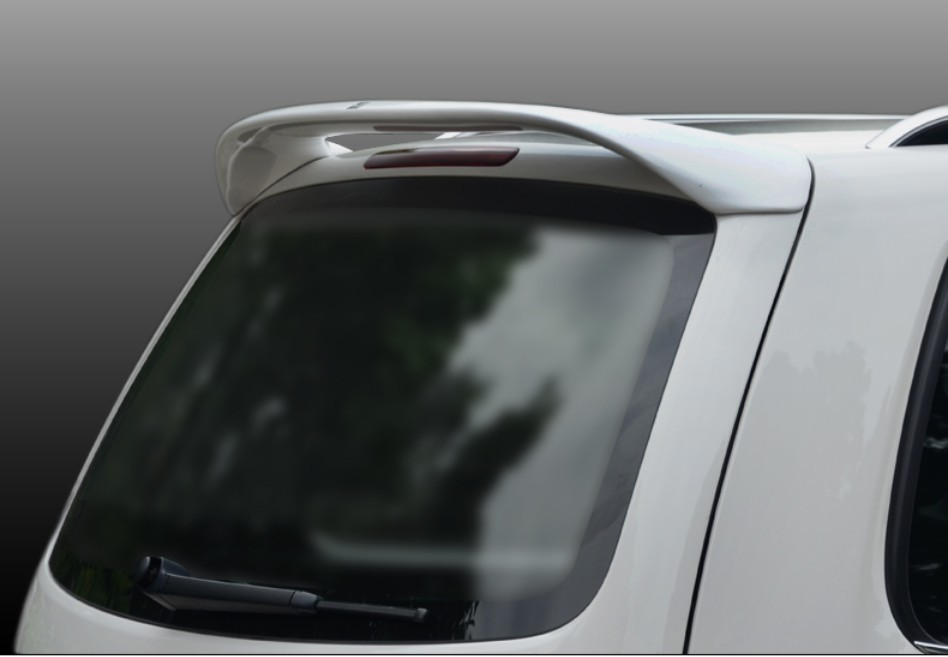 Becquet pour Volkswagen VW Touran 2011.2012.2013.2014.2015 diffuseur de couvercle de coffre à ailes arrière de haute qualité