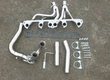 STAINLESS RACING MANIFOLD HEADER/EXHAUST+Y-PIPE FOR 91-99 JEEP WRANGLER/CHEROKEE