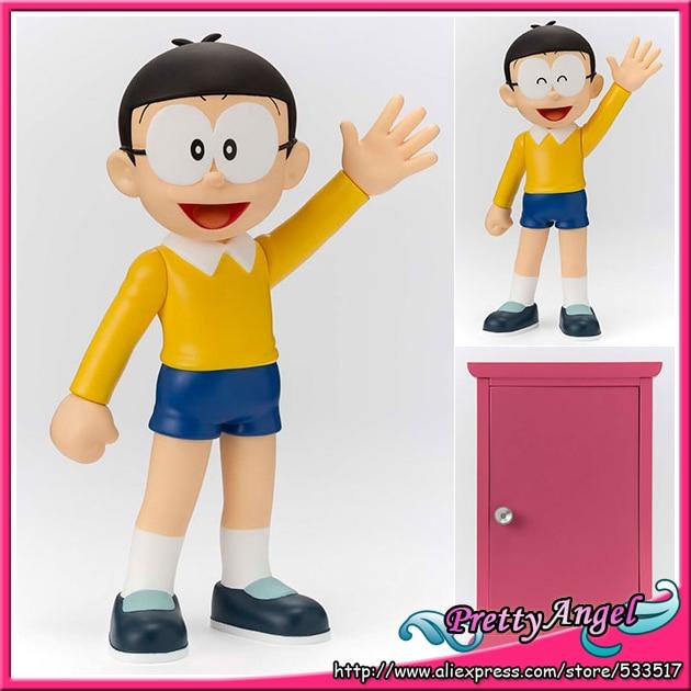 "Japanese Anime Original Bandai Figuarts ZERO - Nobita Nobi ""Doraemon"" <font><b>Action</b></font> <font><b>Figure</b></font>"