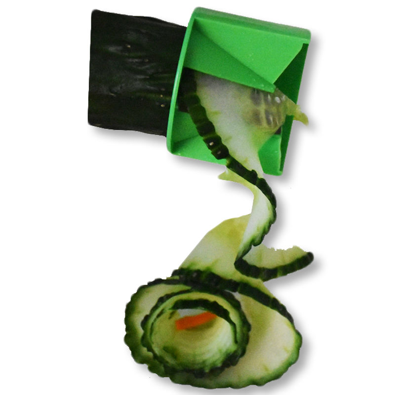 Aliexpress buy spiral vegetable slicer cooking