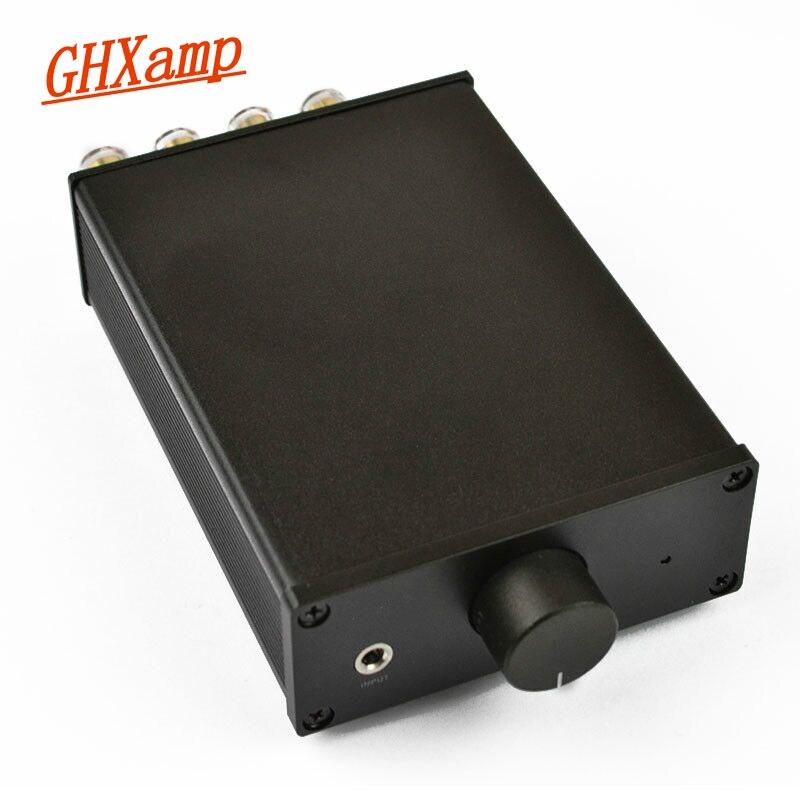 GHXAMP Hifi TPA3116D2 Mini Amplificateur Audio de Classe D 100 w * 2 Post-niveau 2.0 Numérique Amplificateur de Puissance En Aluminium boîtier Usage Domestique 1 pc