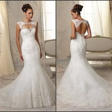 ailisiman Stunning vestido de noiva robe de mariee dresses