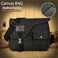 Белка мода моде свободного покроя шаблон холст модный бренд мужчины сумка портфель универсальный бизнес мужской старинные мужские сумки