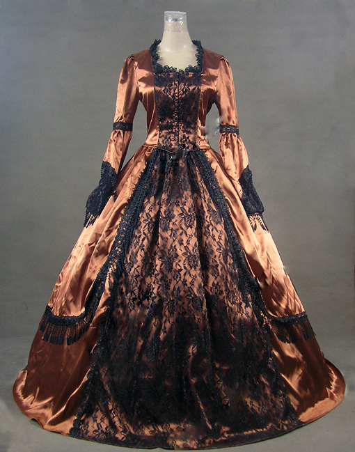 Popular Victorian Style Ball Gowns-Buy Cheap Victorian Style Ball ...