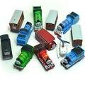 12 шт./компл. томас и его друзья поезда Trackmaster двигатель пластиковые поезд модель игрушки мини локомотивов детей игрушки для мальчиков