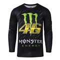 New style Men's Long sleeve T-shirt Motorcycle and auto racing apparels Moto Jersey Sports wear top free shipping