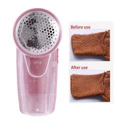 Ropa eléctrica portátil removedor de pelusas de pelusa suéter sustancias máquina de afeitar para quitar los pellets