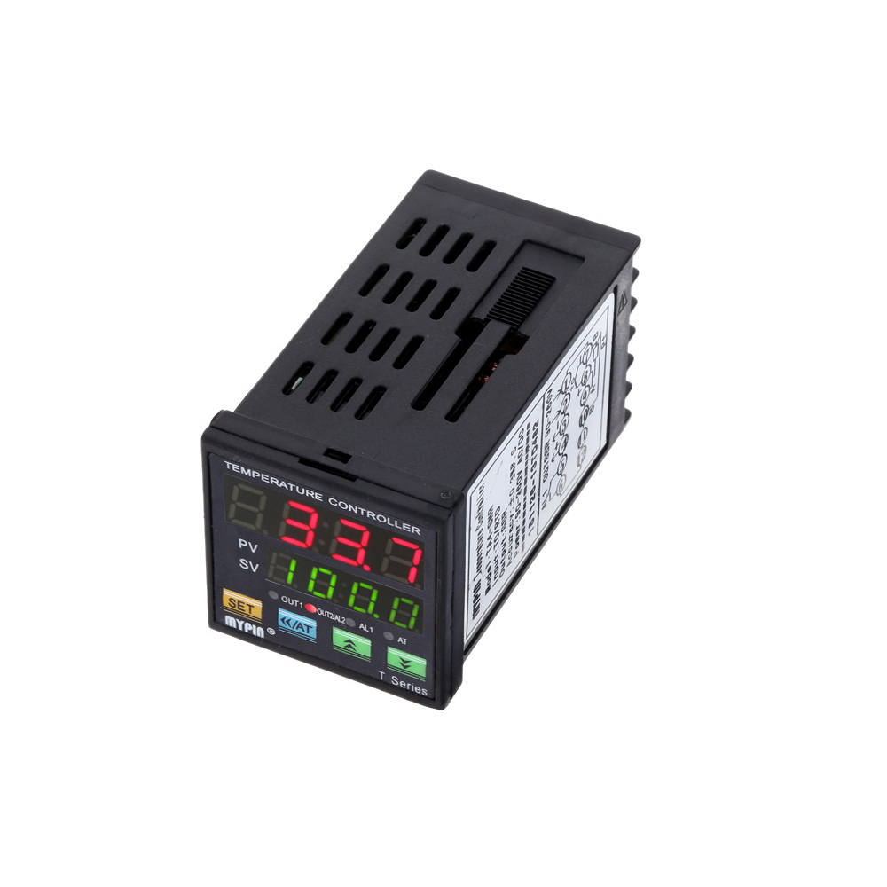 Digital Thermometer Led Pid Temperature Controller Quality Thermal English Electric Relay Manuals 1 User Manualenglish