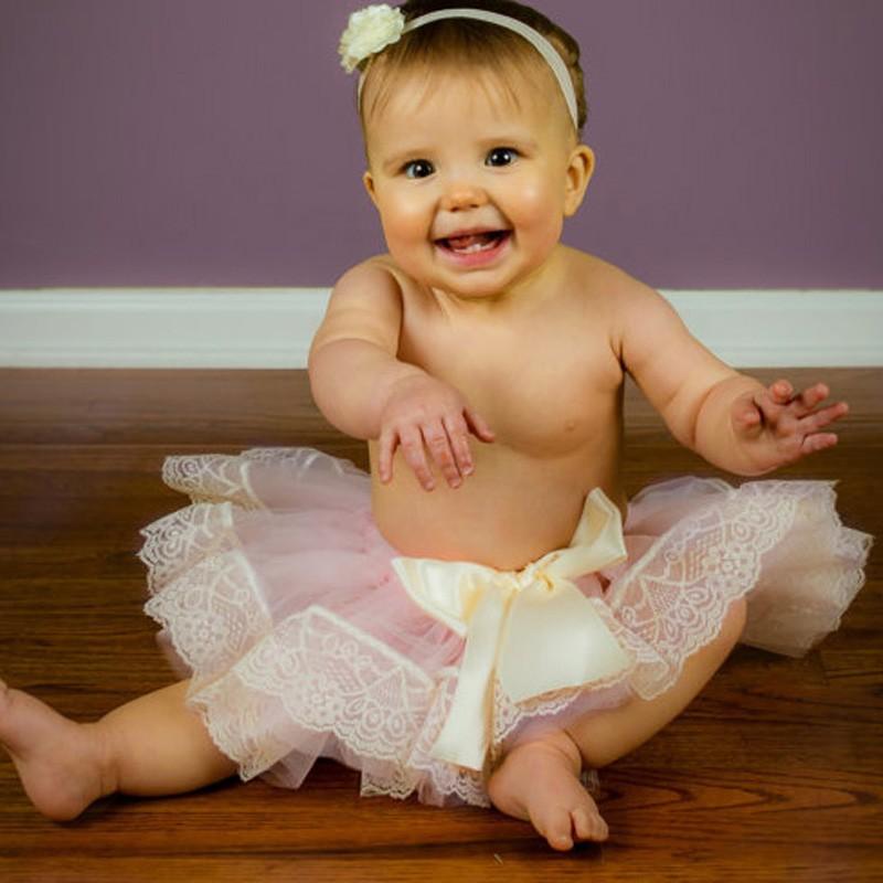 girl Skirt Mother Baby Summer Girl Sklirs Tutu Skirt Baby Infant Girl Gown Pettiskrit Chiffon Fluffy Tutu Skirt Toddler Dance