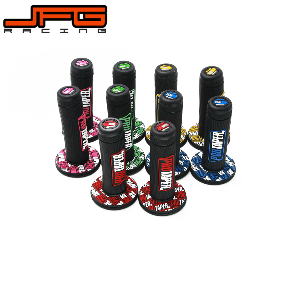 MX Handlebar Grip Gel Brake Handle Rubber for 7/8 Motorcycle For KTM CRF EXC YZF Protaper Pro taper Motorcross Dirt Pit Bike colorful handle mx grip pro taper grip fit to gel gp motorcycle dirt pit bike rubber handlebar grip for pro taper free shipping