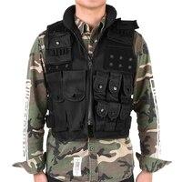 Tactical Vest Outdoor MOLLE Pouch Vest Military Tactical Vest Outdoor Hunting Vest