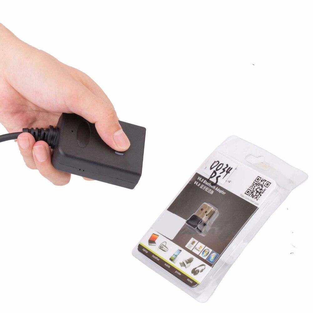 Skanery kodów kreskowych MS4100 2D Kod QR COMS Reader Auto POS - Elektronika biurowa - Zdjęcie 3