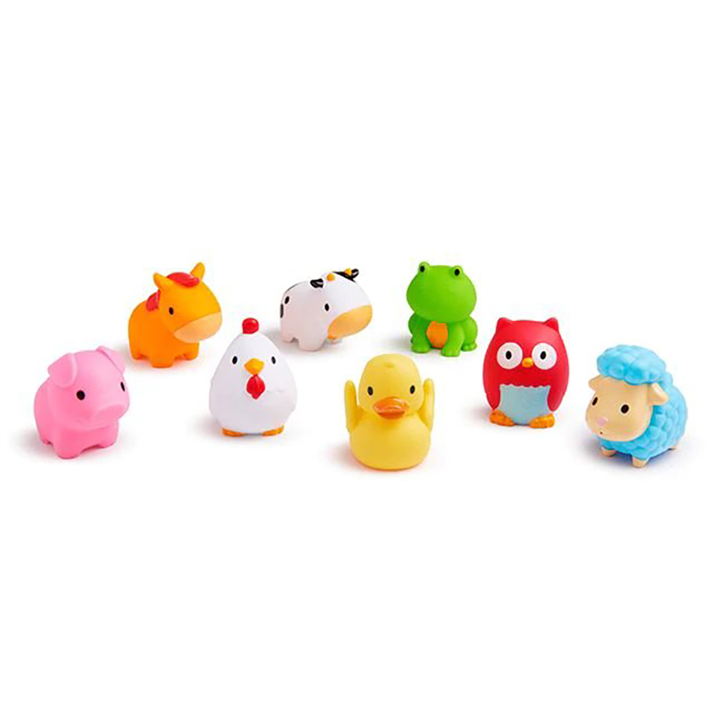 Bath Toy Munchkin 11966 Bathing for bathroom on suckers Rubber plastic toys game baby Kids ensemble stars anime idol high school game hidaka hokuto hibiki wataru bean eye ver japanese rubber keychain
