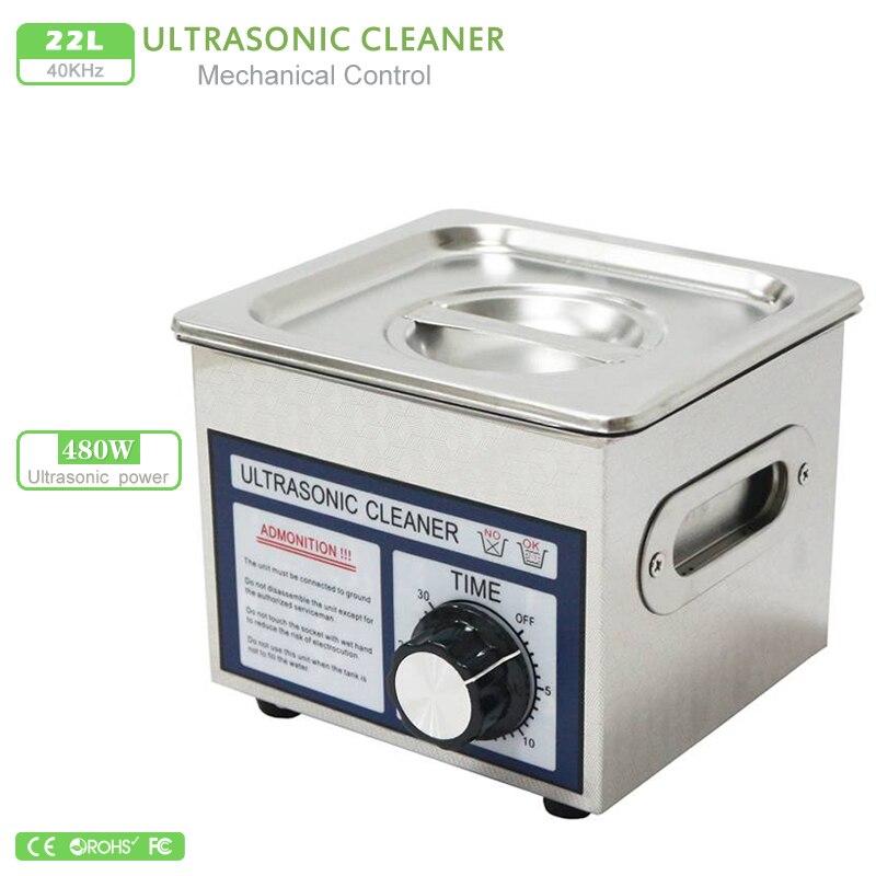 Frequency Ultrasonic Cleaner : V mini ultrasonic cleaner l ps t w khz