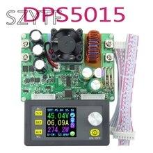 DPS5015 Модуль Питания Понижающий Преобразователь Напряжения Постоянное Напряжение и Ток Шаг Вниз Программируемый ЖК-Вольтметр 15А