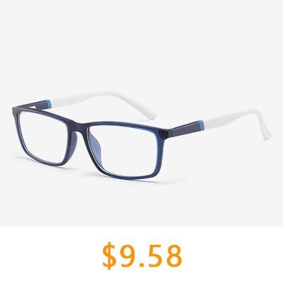 11591922d0f6 Из Металла Компьютерные очки Для мужчин Круглый оптически прозрачный  дизайнер близорукость Марка Очки рамка