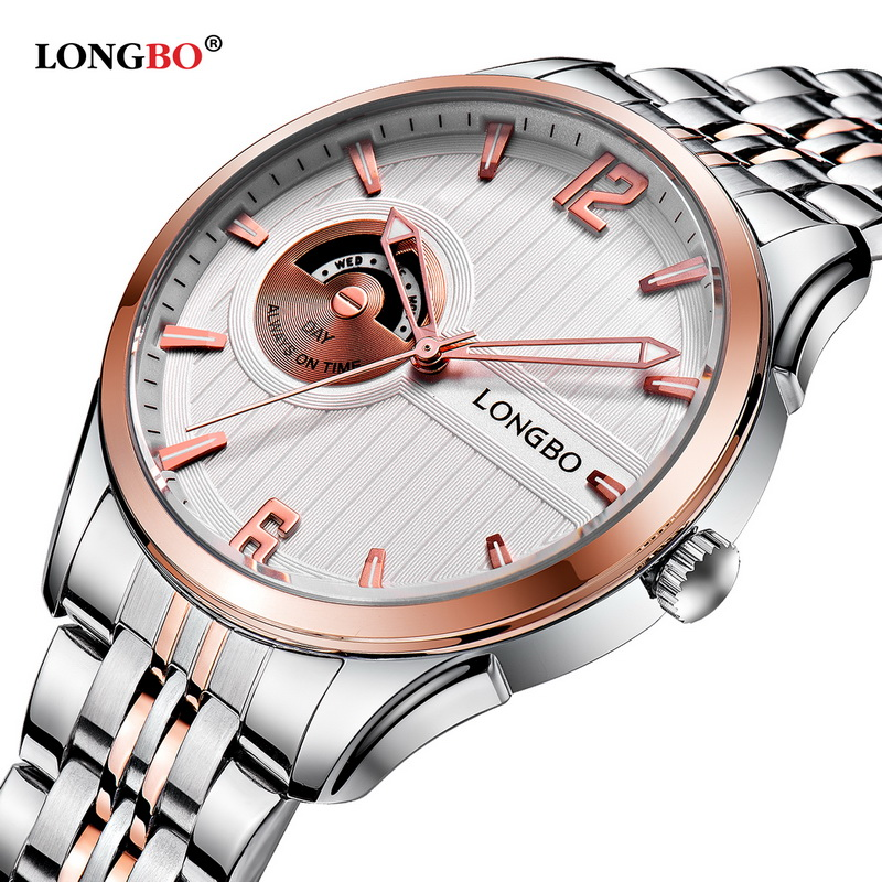 2016 New Fashion Men Mesh Band Watch Luxury Lovers Couple Casual Waterproof Watches Ultra Thin Date Clock Male Steel Strap