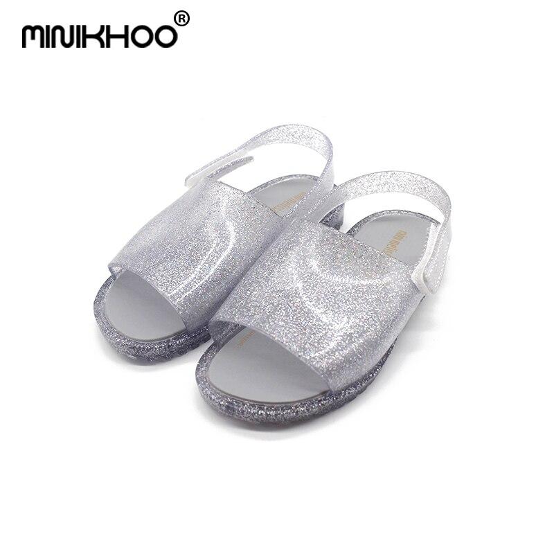 f496fdee98c Μίνι Melissa 2018 Νέα Παπούτσια Παιδικά Σανδάλια για Κορίτσια Casual ...