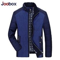 Fashion winter jacket men splicing sleeve parkas men jacket casual coat 2016 jacket bomber bape jacket.jpg 250x250
