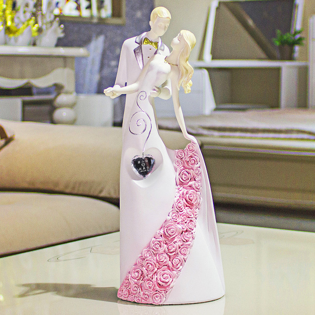 The New High End Wedding Gifts Engagement Friends Anniversary Bestie Practical Ornaments