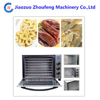 Stainless Steel Dried Fruit Machine Home Beef Jerky Dehydrator Food And Vegetable Dehydration Drying Equipent Pet
