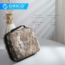 ORICO HDD Protection Bag Case Hard Disk Case Zipper Pouch Ex
