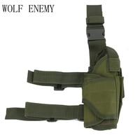1 Pcs Tactical Tornado Universal Pistol Drop Leg Holster Military Thigh Holster Gun Holster
