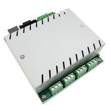 4 عصابة شبكة التتابع التحكم الذكية أتمتة المنزل Diy وحدة تبديل البعيد تحكم الأمن إنذار Domotica إيثرنت RS232
