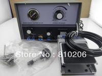 DHL Free Shipping 220V Jewellery Pneumatic Engraving Machine Hand Engraver Graver Max Double Ended