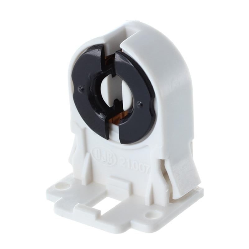 T8 suporte da lâmpada de soquete de iluminação fluorescente
