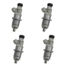 4 개/몫 연료 인젝터 노즐 E7T05074 (M 1.81) DIM1070G E7T05074 for Mitsubishi Pajero III 3.5GDI